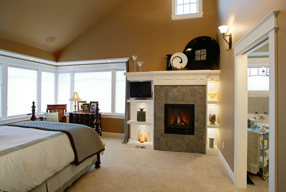 View more about Custom Fireplace Mantel