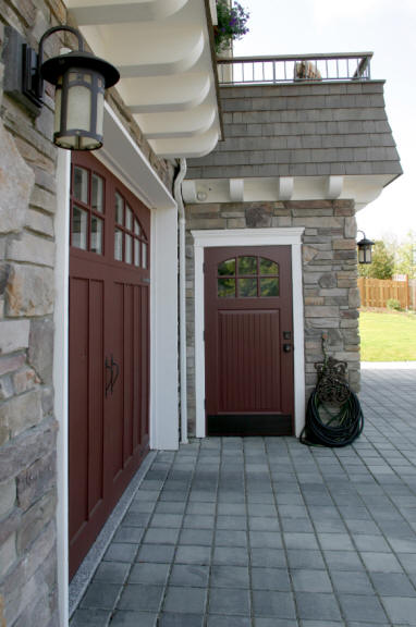 Click to find out more about Exterior Trim Work on Home Exteriors