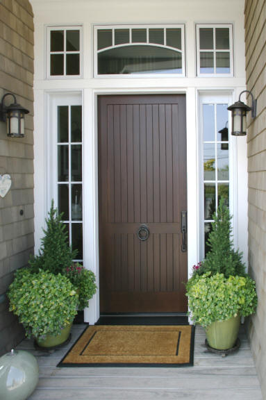 Click to find out more about Exterior Detail of Front Entryway